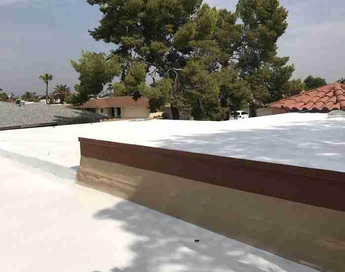 Spray Foam Roofing Gallery 3