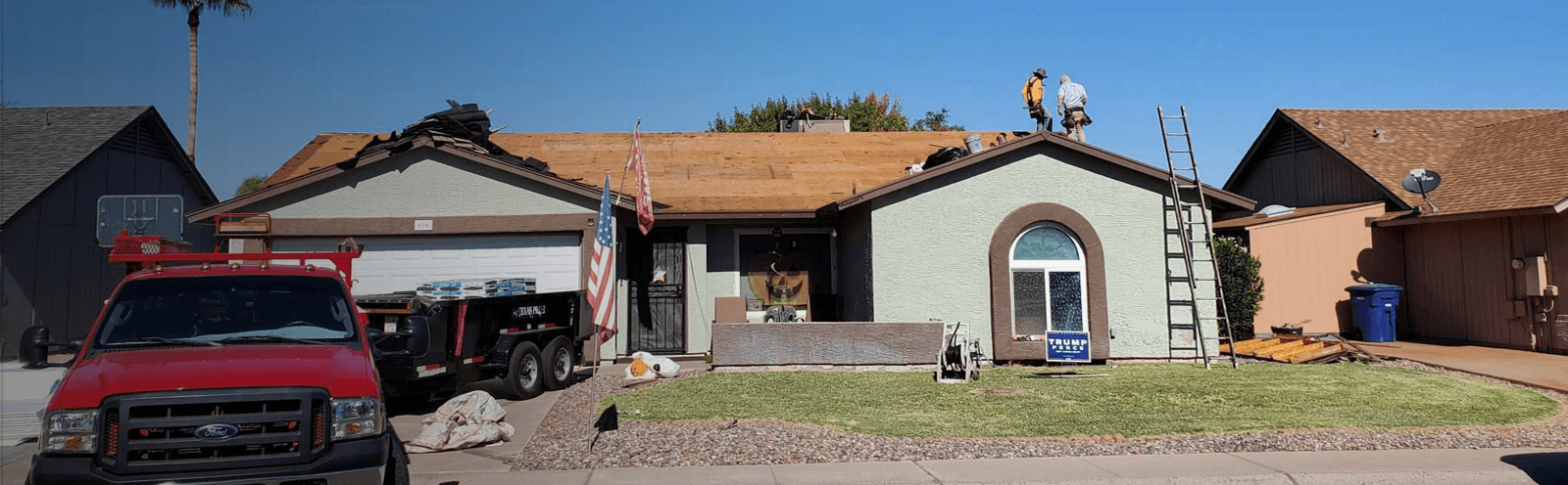 Patriot Construction and Consulting Services Covering Arizona