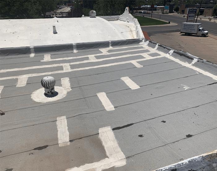 Spray Foam Roofing Gallery 22