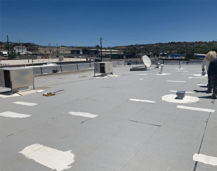 Spray Foam Roofing Gallery 23
