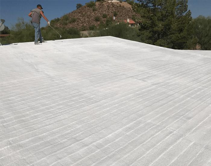 Spray Foam Roofing Gallery 27