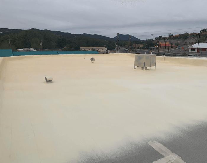 Spray Foam Roofing Gallery 28