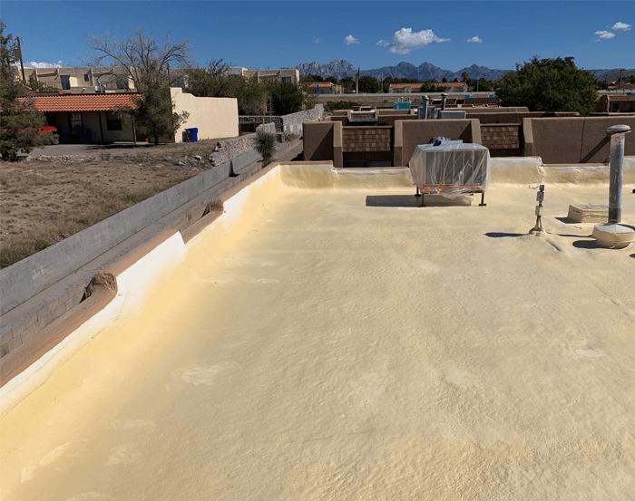 Spray Foam Roofing Gallery 29