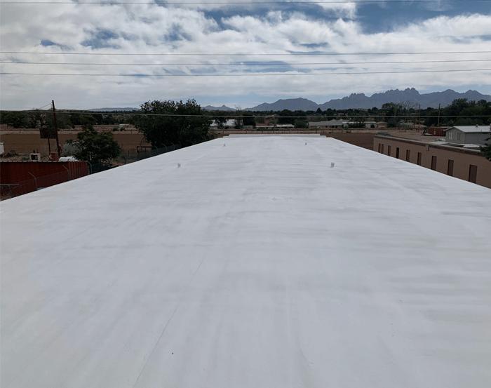 Spray Foam Roofing Gallery 30