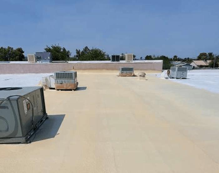 Spray Foam Roofing Gallery 34