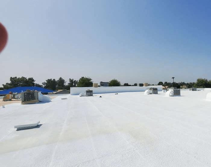 Spray Foam Roofing Gallery 36