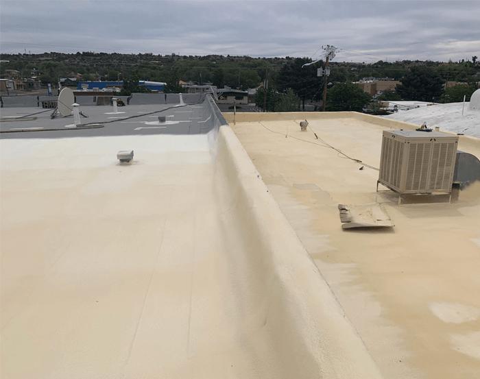 Spray Foam Roofing Gallery 37
