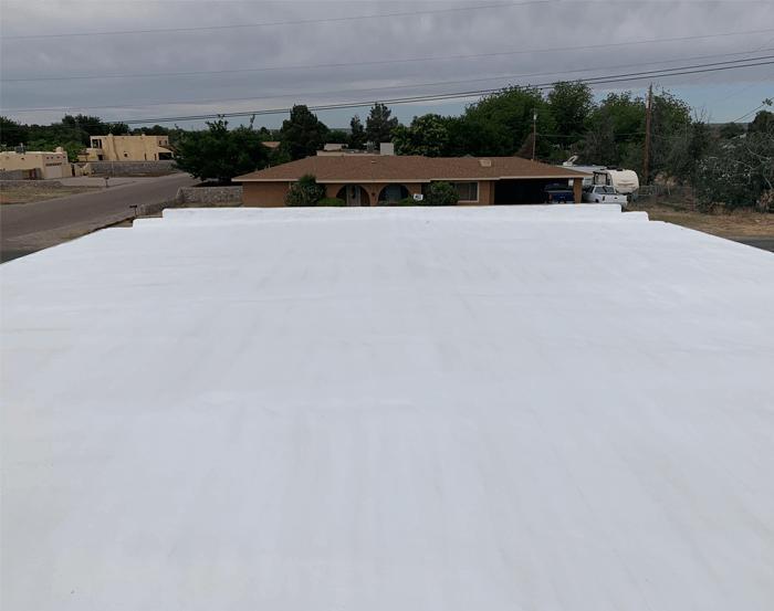 Spray Foam Roofing Gallery 38