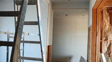Drywall Siding