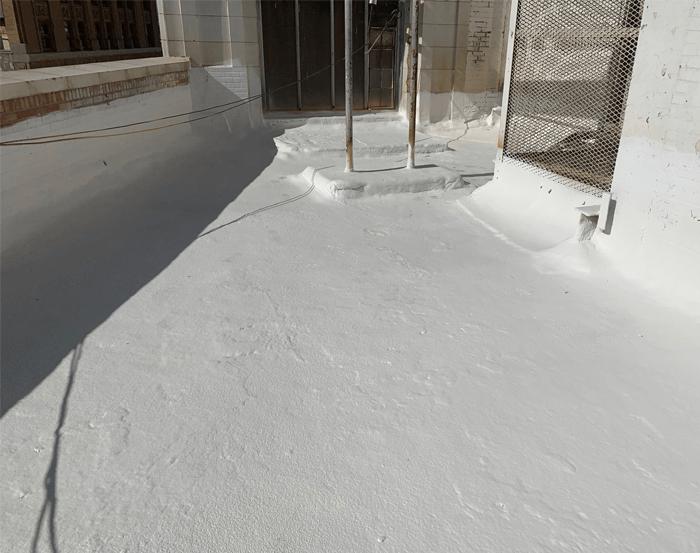 Spray Foam Roofing Gallery 40