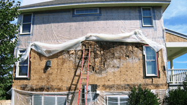 Stucco and Siding For Businesses