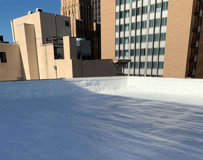 Spray Foam Roofing Gallery 42