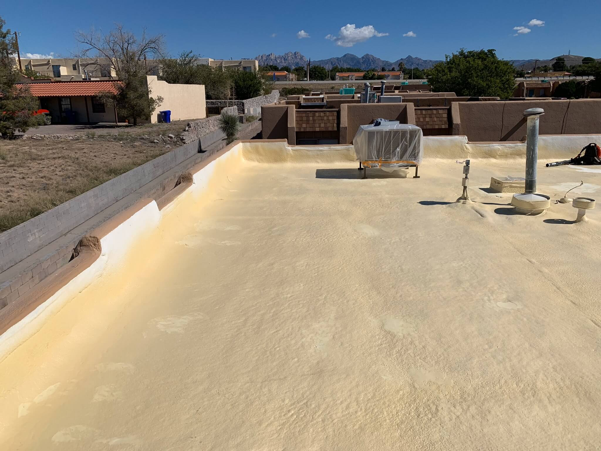 Spray Foam Roofing Services