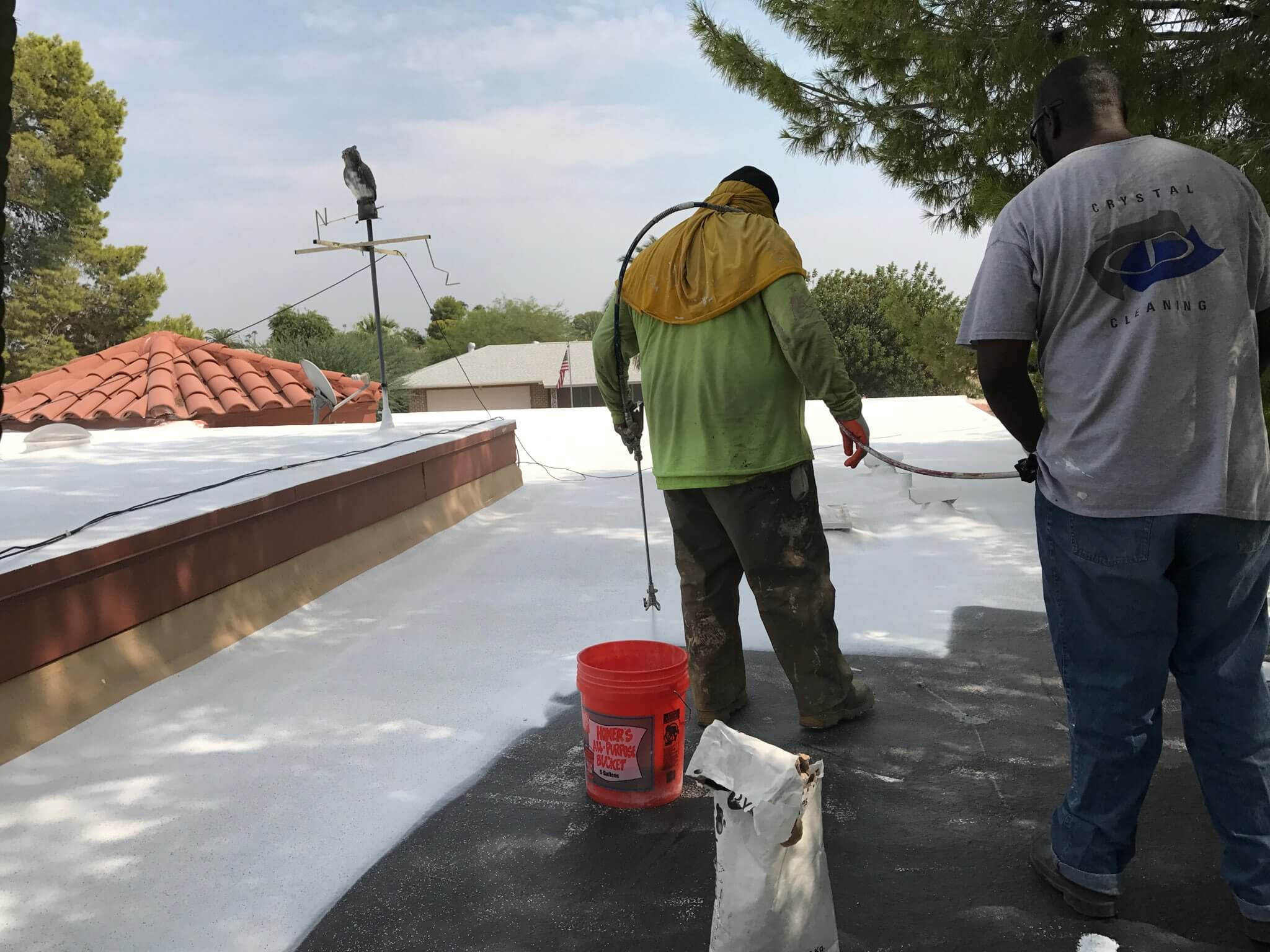 Spray Foam Roofing Contractor