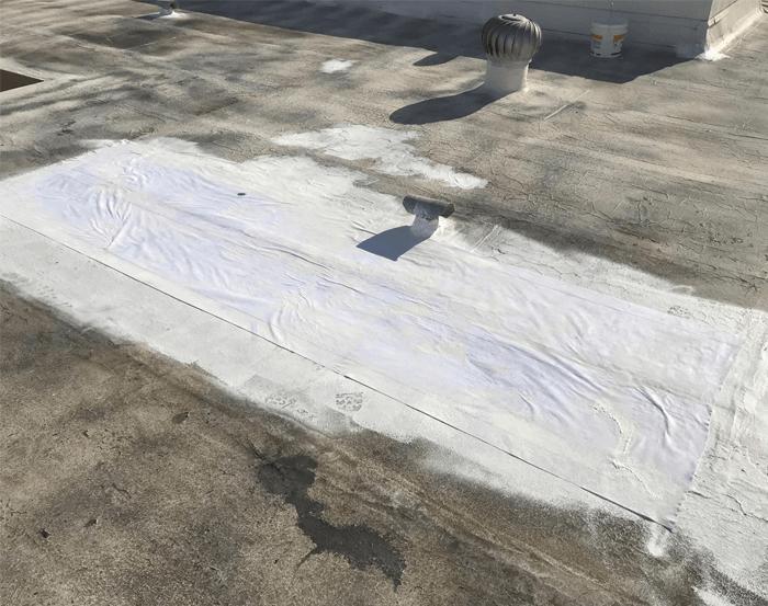 Spray Foam Roofing Gallery 11