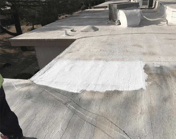 Spray Foam Roofing Gallery 13