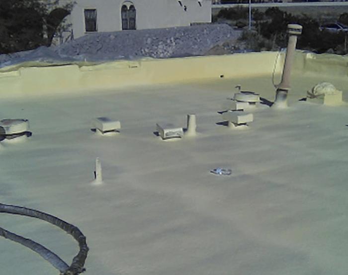 Spray Foam Roofing Gallery 14