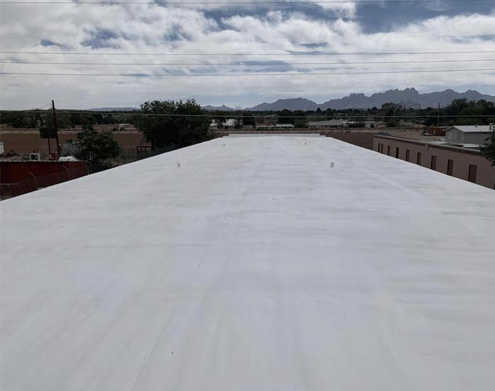 Spray Foam Roofing Gallery 16