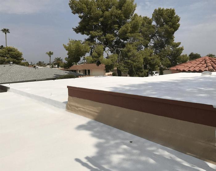 Spray Foam Roofing Gallery 2