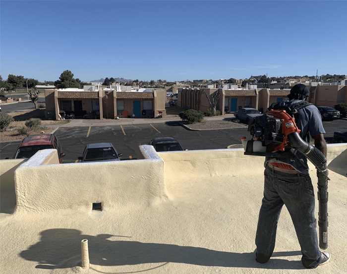 Home Spray Foam Roofing Services