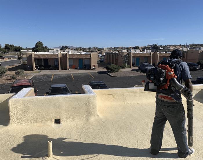 Spray Foam Roofing Gallery 19