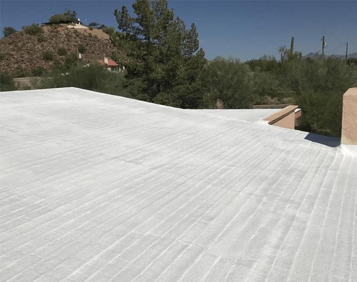 Spray Foam Roofing Gallery 20