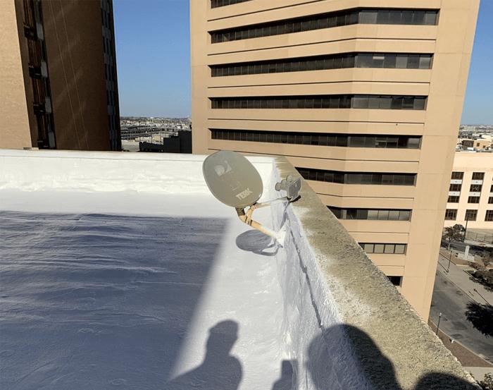 Spray Foam Roofing Gallery 4
