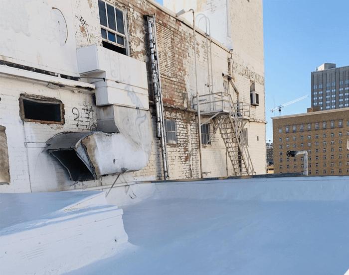 Spray Foam Roofing Gallery 5