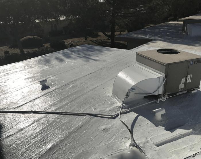 Spray Foam Roofing Gallery 9