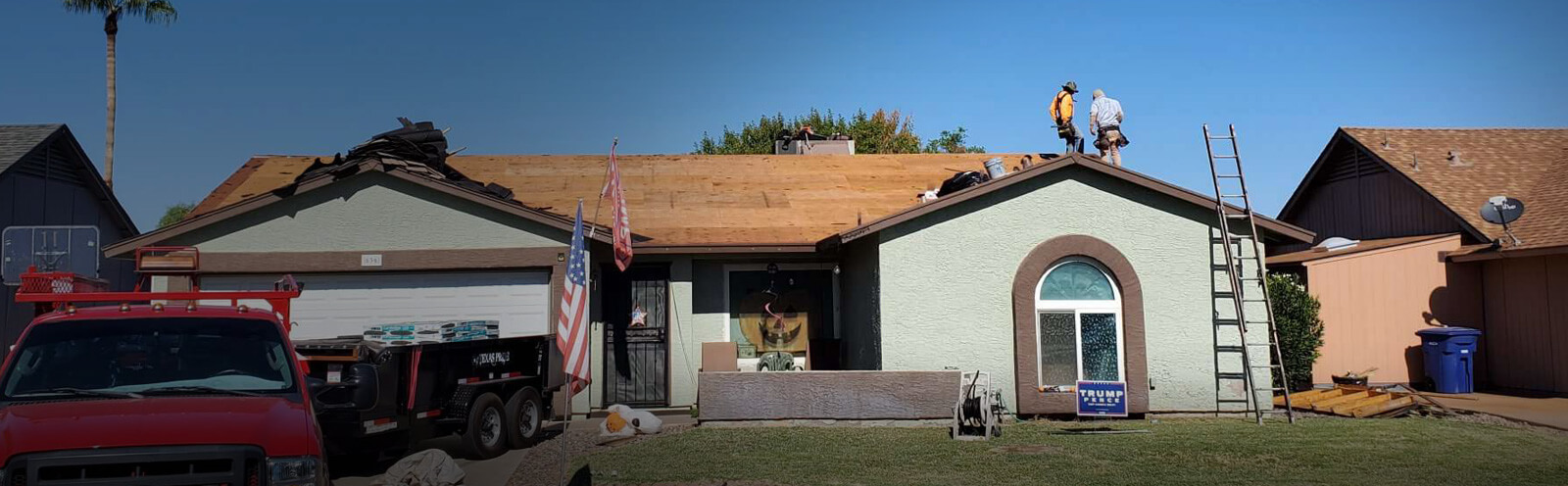 Roofing Contractor Serving Phoenix and All Arizona